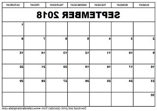 2017 and 2018 Calendar Printable 3ldq Free Printable Calendar September 2018