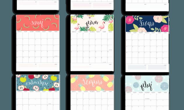 2017 and 2018 Calendar Printable J7do 2017 Calendar Image Sample Free Downloadable Calendar