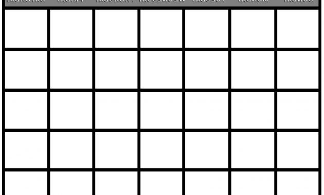 Blank Monthly Calendar Template Mndw Get Your Free Printable Blank Calendar