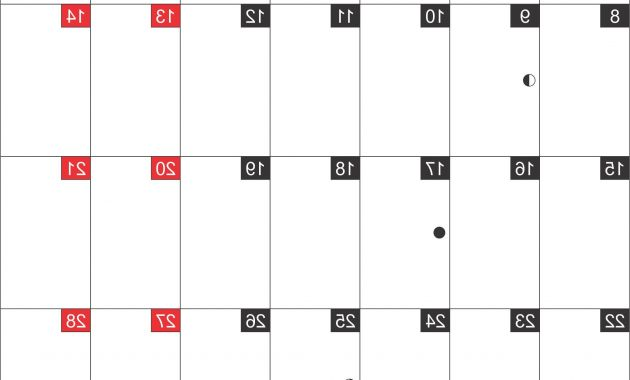 Calendar 2017 Printable 4pde Picture A January Calender