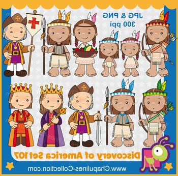 Columbus Day Clipart 4pde Columbus Clipart Worksheets & Teaching Resources