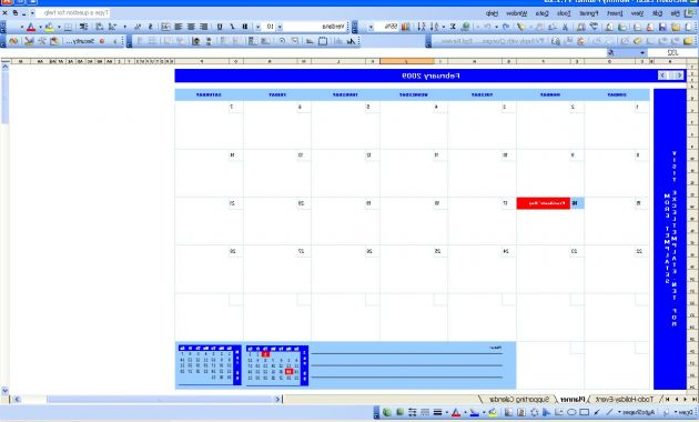 Monthly Planner Template Wddj Monthly Schedule Template Excel