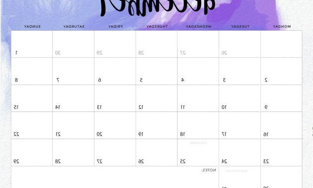 October Printable Calendar Tldn December 2019 Desk Calendar