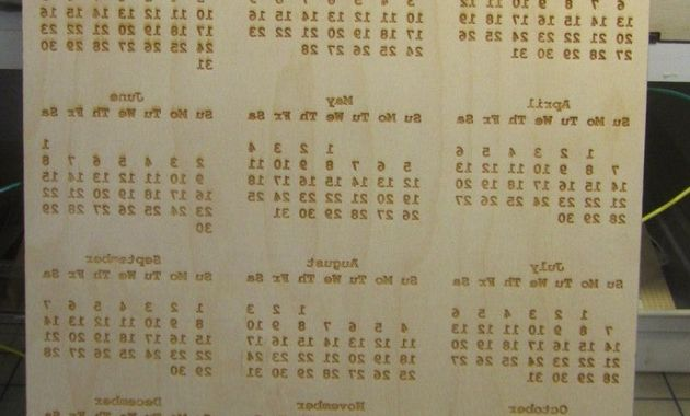 Online Calendar Creator Q0d4 Calendar Maker Any Year Lasers and More by Texaslaser