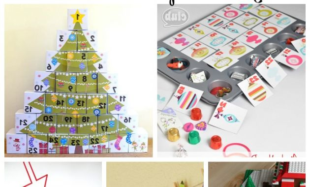 Printable Advent Calendar Zwd9 top 10 Advent Calendar Ideas & What to Fill them with