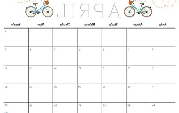 Printable Calendar for 2018 Gdd0 Cute and Crafty 2019 Calendar