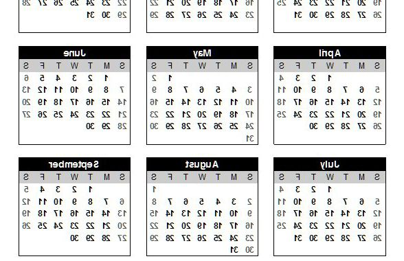 Printable Federal Government Fiscal Year 2020 Calendar Budm 2020 Calendar Png Transparent