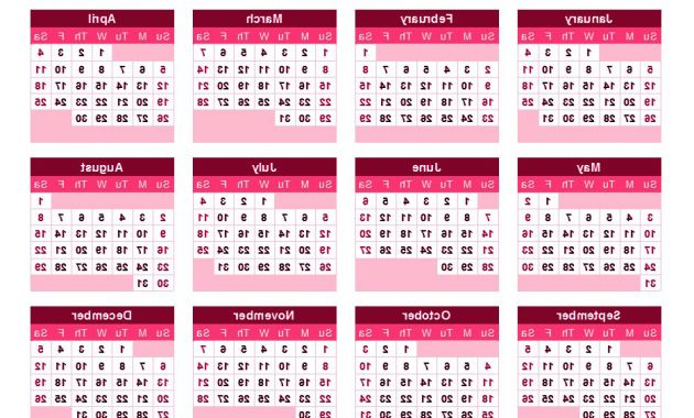 Printable Federal Government Fiscal Year 2020 Calendar Zwdg 2020 Calendar Png Transparent