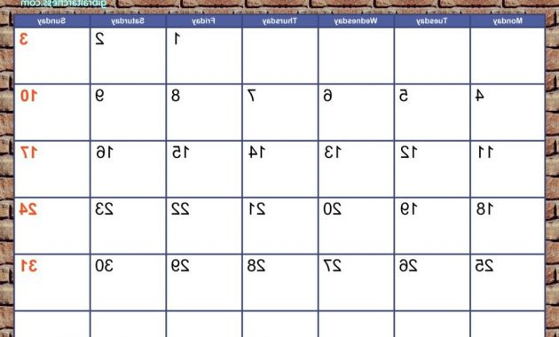 Week Calendar Template Word Dwdk March 2019 Printable Calendar Templae