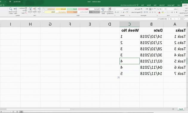 Weekly Number Calendar 2016 Tqd3 Excel formula Find the Week Number From Any Given Date