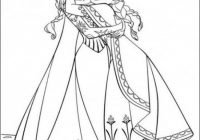 12 Free Disney Frozen Coloring Pages – Page 12 of 12 | Coloring Page's ..