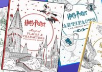 13 official 'Harry Potter' coloring books will be out by summer – harry potter coloring book