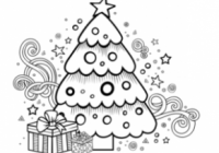 15 Free Christmas Coloring Pages – Grandma Ideas – Free Christmas Coloring Pages