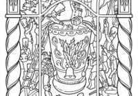 18+ Christmas Coloring Books to Set the Holiday Mood | Color me ..