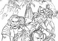 20 Best X-Men Coloring Pages for Kids – Updated 20 – x-men coloring book pages