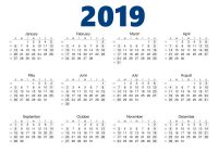 2019 Full Year Calendar Excel With Malaysia Template PDF Word December