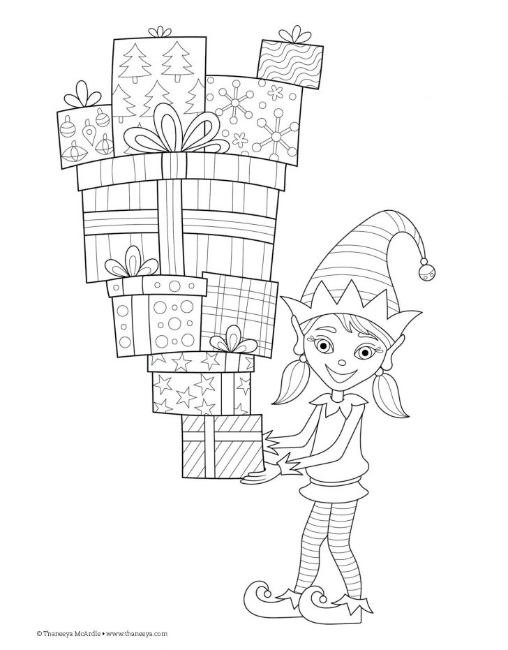 Permalink to 8 X 11 Christmas Coloring Pages