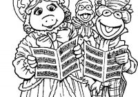 A Christmas Carol Printable Coloring Pages With Movie Google Search Music