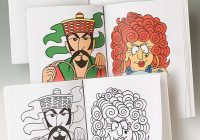 A Fun Magic Coloring Book – magic coloring book