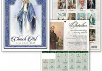 a life of grace the journey to sainthood. cts calendar 16. amazing ..