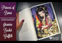 Adult coloring book} Jasmine Becket Griffith: A fantasy art ..