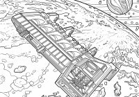 Alien: The Coloring Book features a franchise full of iconic sci-fi ..