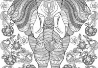 Amazing Animals: A Stress Management Coloring Book For Adults ..