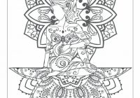 Amazing Mandala Meditation Coloring Pages And Best Images On ..