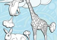 Amazon.com: Farting Animals Coloring Book: Funny and entertaining ..