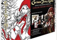 Amazon.com: Grimm Fairy Tales Coloring Book Box Set (16 ..