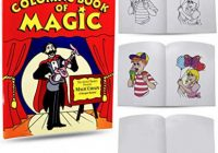 Amazon.com: Magic Coloring Book By Magic Makers – 20.20 x 20 Inches ..
