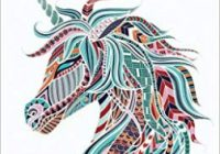 Amazon.com: Unicorn Coloring Book: Adult Coloring Book with ..