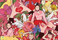 Amazon.com: WM Entertainment OH MY GIRL – COLORING BOOK (19th Mini ..