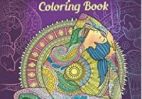 Amazon.com: Yoga and meditation coloring book for adults: With Yoga ..
