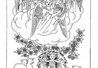 Baby Jesus Christmas Coloring Pages For Adults – Free Coloring Sheets – Christmas Coloring Baby Jesus