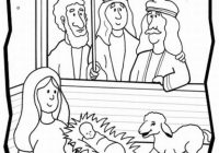 Baby Jesus Coloring Pages | Holiday Coloring Pages | Jesus coloring ..