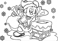 Best Of Christmas Coloring Pages With Books Printable New Color Yintan