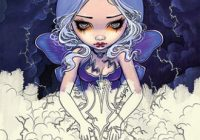 Blue Angel Publishing – Jasmine Becket-Griffith Coloring Book – jasmine becket-griffith coloring book a fantasy art adventure