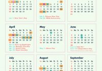 Calendar For Year 2019 Japan With 10 Long Weekends In The Philippines Cheatsheet