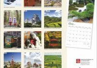 Calendar For Year 2019 Japan With Club UK