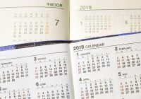 Calendar For Year 2019 Japan With S Publishers Wait In Suspense Next Era Name The Times