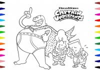 Captain Underpants coloring pages for kids | Online coloring book ..