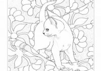 Cats  – quilt coloring book