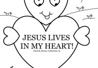 Children S Christian Christmas Coloring Pages Printable With 28 Collection Of Jesus Free High Quality
