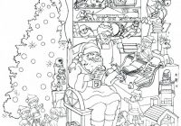 Christian Christmas Coloring Pages Free Christian Coloring Pages For ..