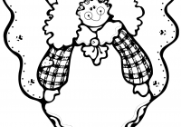 Christmas Angel Coloring Pages With Page Free Printable