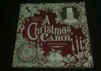 Christmas Carol Coloring Book With Charles Dickens A YouTube