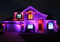 Christmas Colored Flood Lights With The Color Mixing Light Project