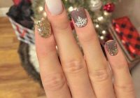 Christmas Colored Nails With LoveIt Pinterest Makeup Nail And