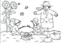 Christmas Coloring Activity Village With Children S Colouring Pages Free